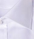 Camicia sartoriale Xacus tessuto oxford collo mezzo francese vestibilitš normale