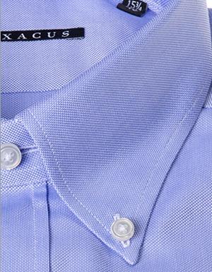 vasta selezione di e2c06 cb25c Camicia sartoriale Xacus slim oxford botton down