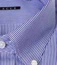 Camicia sartoriale Xacus slim mille righe botton down