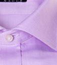 Camicia sartoriale Xacus oxford collo mezzo francese vestibilitš normale