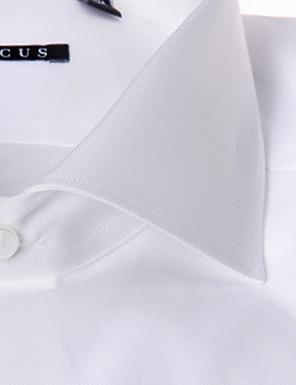 Camicia sartoriale Xacus extra slim tessuto oxford collo mezzo francesce
