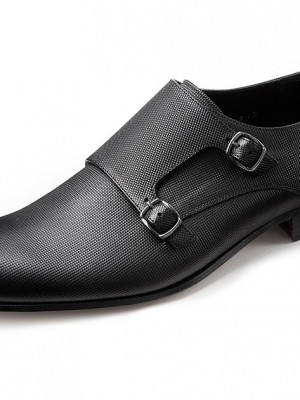 scarpe con fibbie
