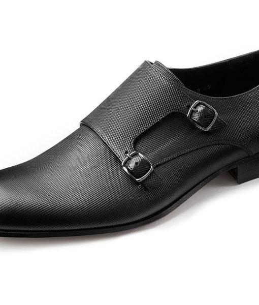 scarpe con fibbie sartoriali tuscany su misura