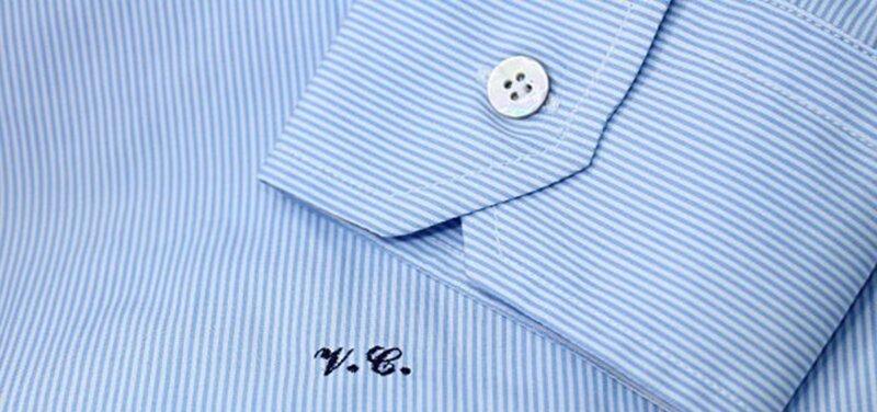 Iniziali sulla camicia